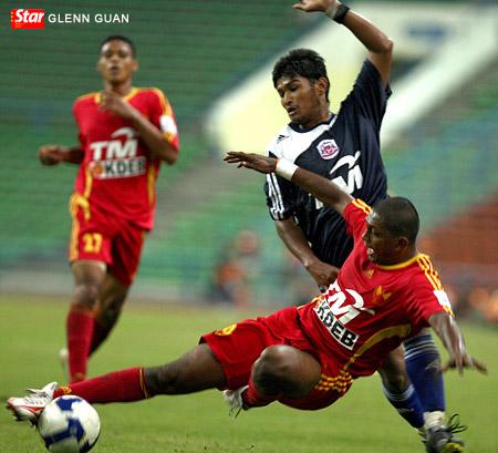 Selangor vs MY Team