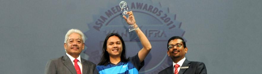 Asia Media Awards 2011