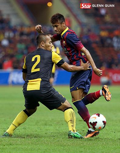 BARCELONA-vs-MALAYSIA